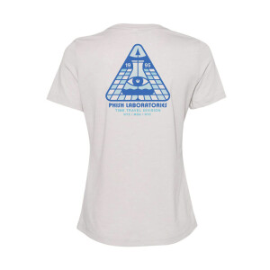 Women's Phish Laboratories Relaxed Tee Pre-Order
