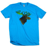 Summer 2014 Moose Tour T-shirt