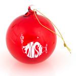 Classic Phish Logo Hand-Blown Glass Ornaments
