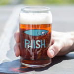 Aggro Phish Faux-Can Glass