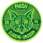 Fall 2014 Tour Event Patch