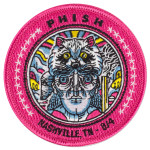 Summer Tour 2015 Event Patches