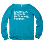 Ladies Nomenclature Eco Sweatshirt