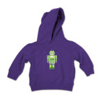 Phish Robotic Toddler/Youth Pullover Hoodie