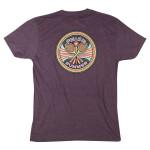 Tennis Summer Tour 2015 T on Vintage Purple