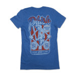 Women's Wrigley Field Batter Up T-shirt