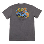Draggin' Summer 2016 Tour T on Grey