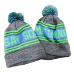 Say Something Knit Hat
