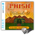 "Live Phish ""Festival 8"" on USB Stick"
