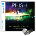 "Live Phish ""Miami NYE 2009"" on USB Stick"