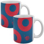 Fishman Donut Dunk Coffee Mug