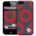 Fishman Dress iPhone 5/5s Hardcase