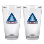 Tri-Pine Pint Glass (Set of 2)