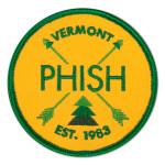 Phish Camp Patch
