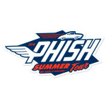 Gas Man Summer Tour 2014 Sticker