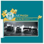 LivePhish: 4/4/98 Providence Civic Center, Providence, RI (3CD)