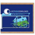 Live Phish 7/6/98