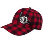 Small Axe Plaid Snapback Baseball Hat