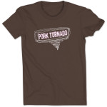 Pork Tornado Bamboo T on Milk Chocolate