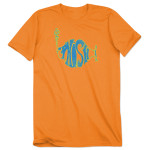 Union Stroke Logo T - Orange