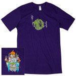 Domes Summer Tour 2014 T on Purple