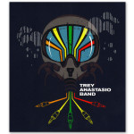 Pilot Trey Anastasio Band Traveler Sticker