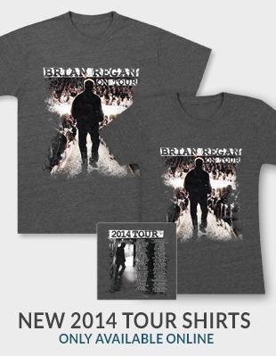 2014 Tour Shirts