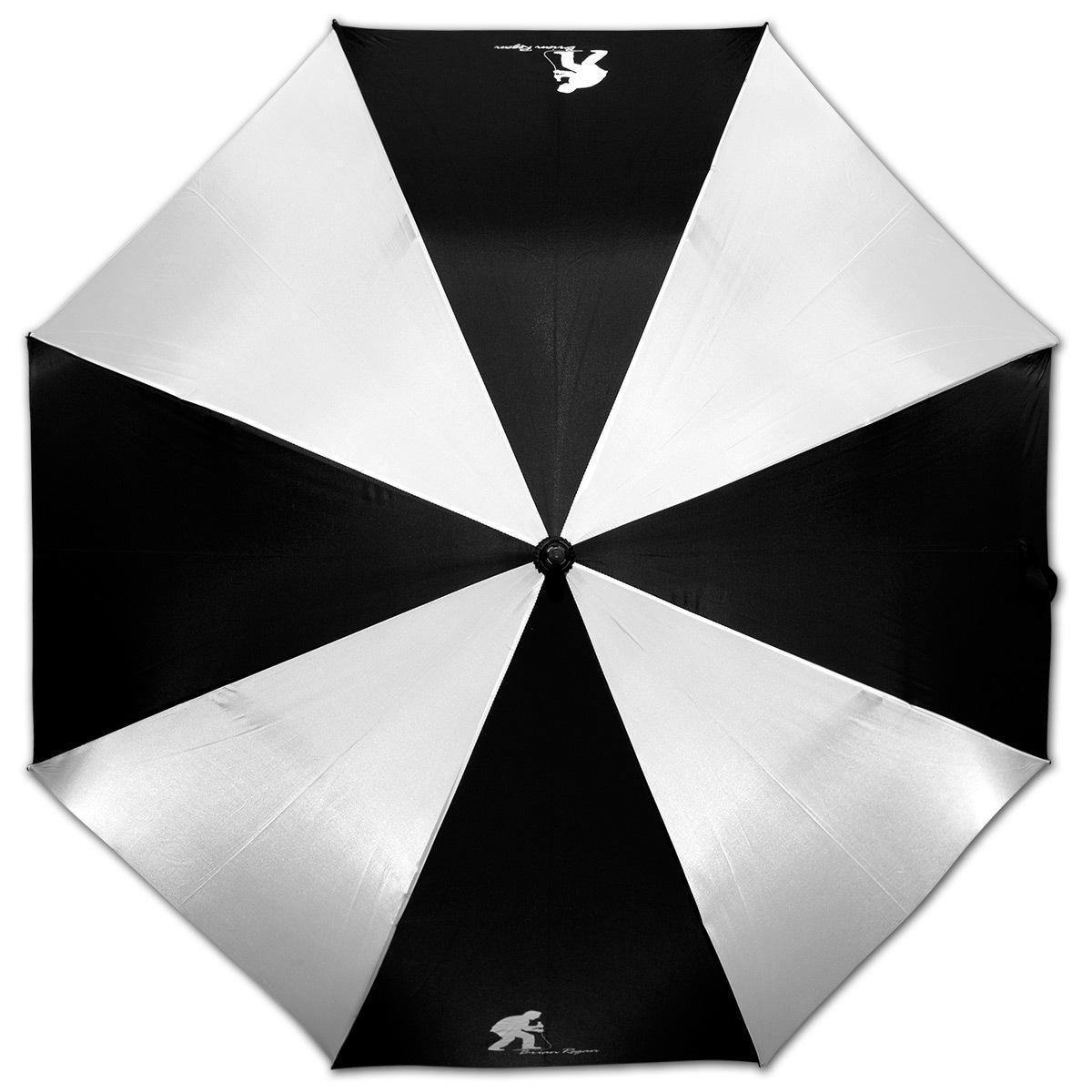 Brian Regan Silhouette Golf Umbrella