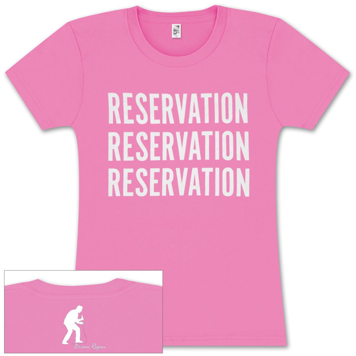 Brian Regan Reservation Women's T-Shirt