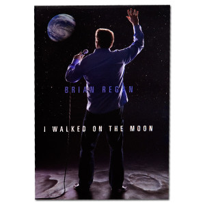 Brian Regan: I Walked On the Moon Audio Digital Download