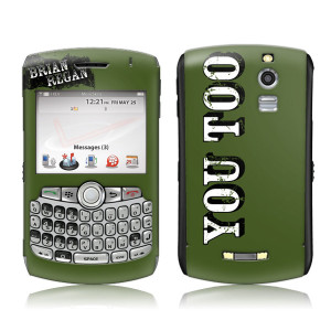 You Too Blackberry Curve Skin