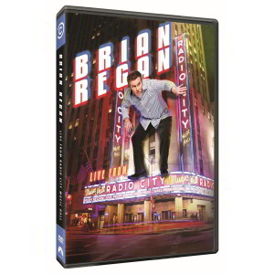 Brian Regan: Live From Radio City Music Hall DVD