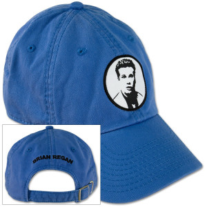 Brian Regan Face Patch Cap