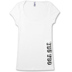 Brian Regan You Too Women's White T-shirt