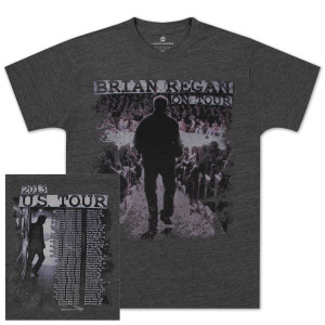 Brian Regan On Tour 2013 Shirt