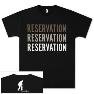 Brian Regan Reservation T-Shirt - Black