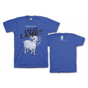 Brian Regan Leg of Lamb T-shirt
