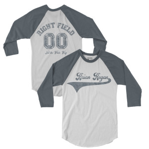 Right Field Raglan