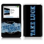 Take Luck iPod Classic Skin