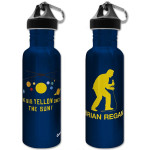 Brian Regan Big Yellow Stainless Steel Water Bottle