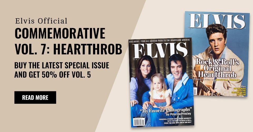 Elvis Official Commemorative: Volume 7