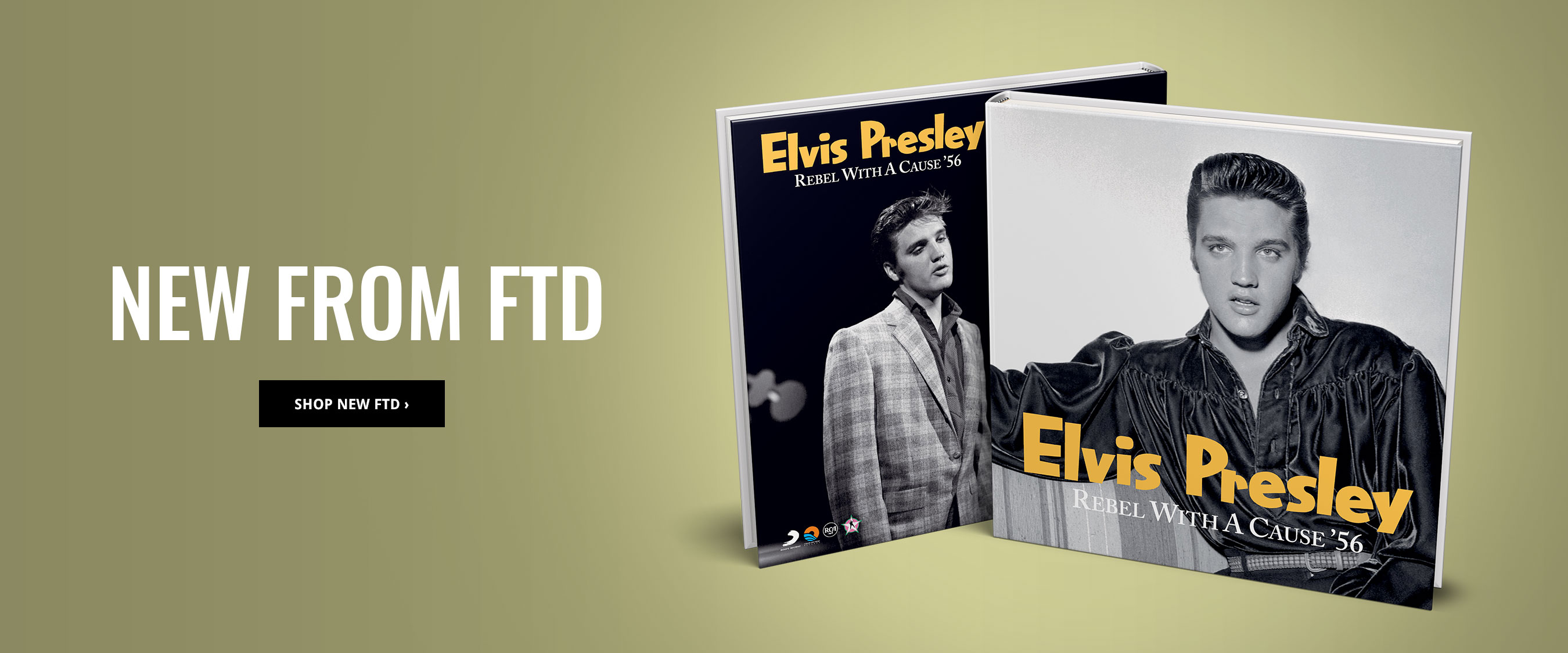 Pre-Order the New FTD February Releases