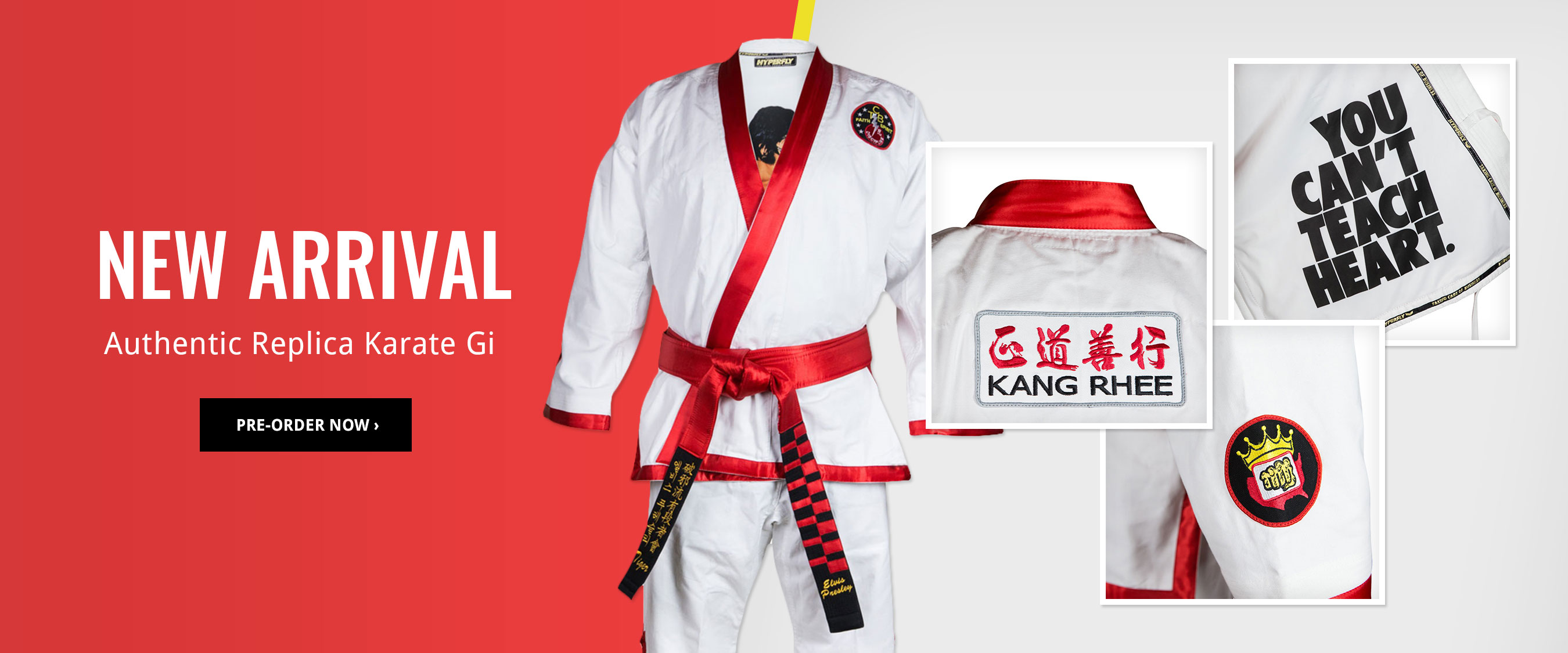 Brand New Authentic Replica Karate Gi