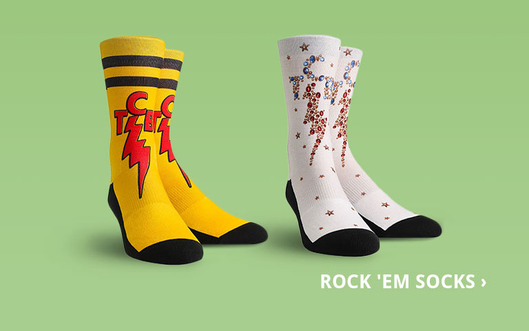 Shop TCB Rock 'Em Socks