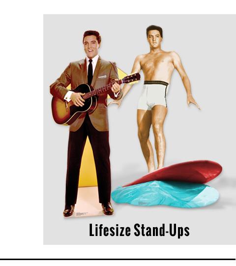 Lifesize Stand-Ups!