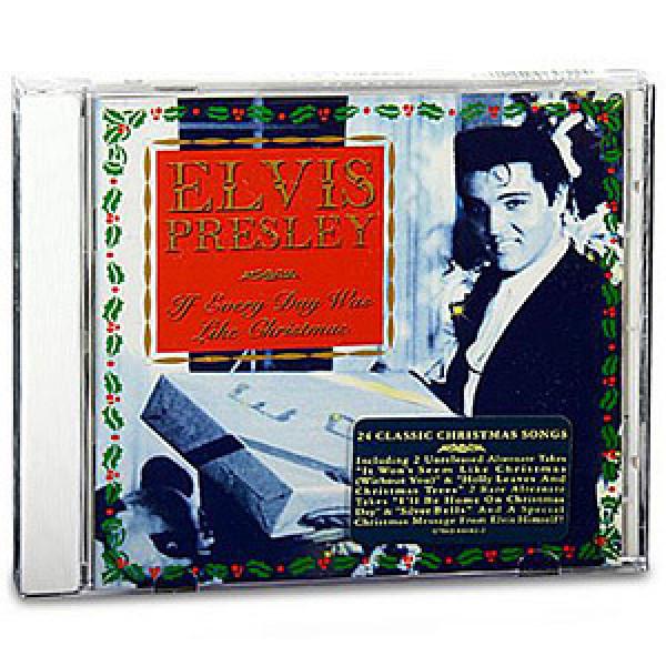 Elvis If Everyday Was Like Christmas CD | Shop the ShopElvis.com ...