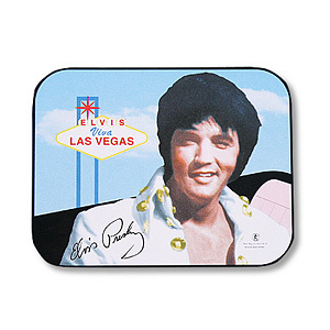 Elvis Viva Las Vegas Car Window Shade Side