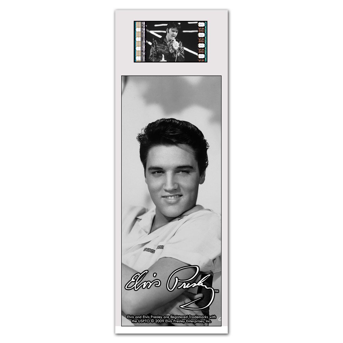 Elvis Presley - Film Cell Collectable Bookmarks