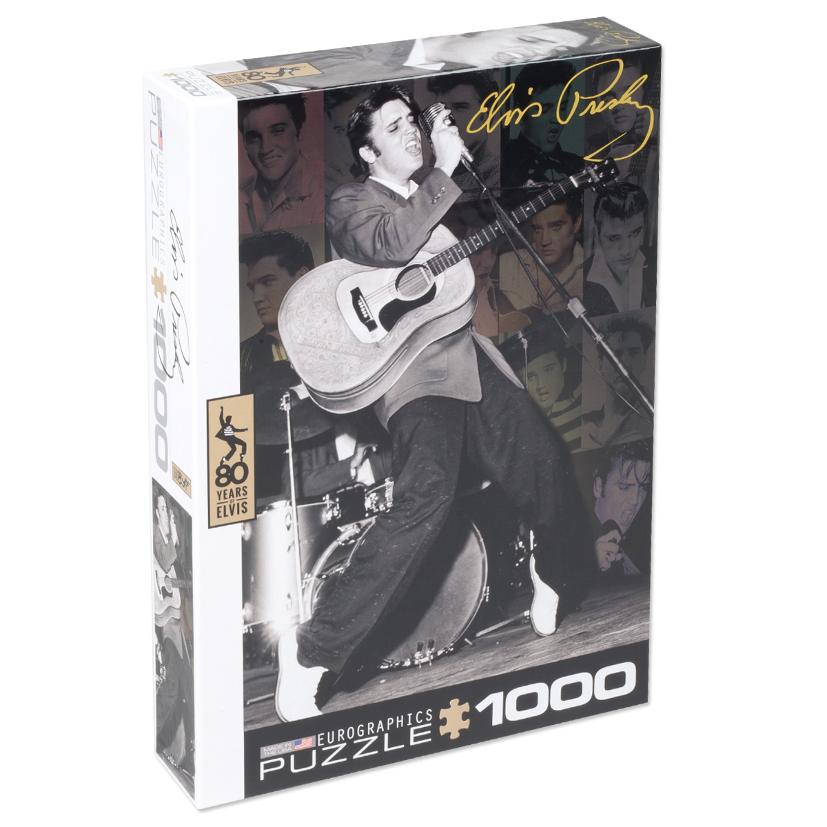 Elvis Live at Olympia Theater 1956 1000pc puzzle