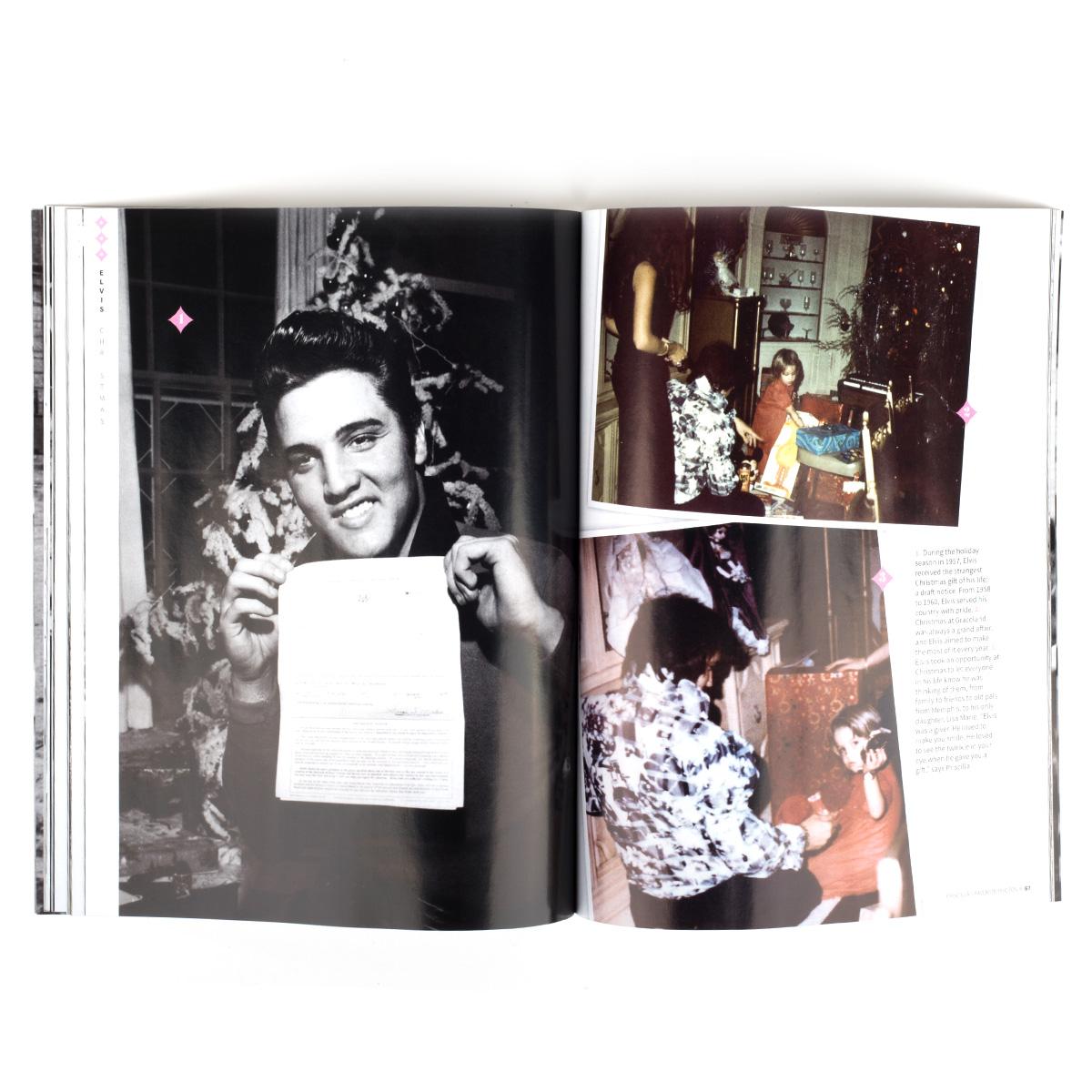 Elvis Official Commemorative Volume 5: My Favorite Photos by Priscilla Presley